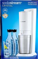 Sodastream Spruzzatore d'acqua Crystal 2.0 Bianco
