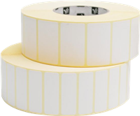 Etichette Zebra 800740-605