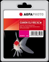 Cartuccia d'inchiostro Agfa Photo APCCLI551XLM