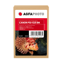 Cartuccia d'inchiostro Agfa Photo APCPGI525BD