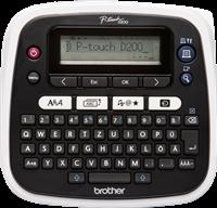 Stampante per etichette Brother P-touch D200BW