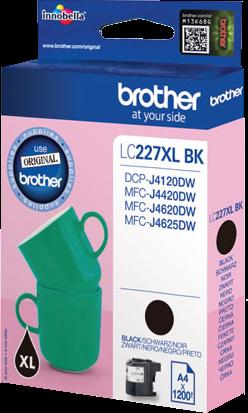 Cartuccia d'inchiostro Brother LC-227XL