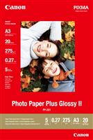 Carta fotografica Canon PP-201 A3