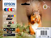 Multipack Epson 378XL / 478XL