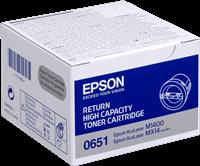 toner Epson 0651