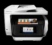 Stampante Multifunzione HP Officejet Pro 8730
