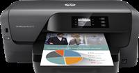 Stampante a getto d'inchiostro HP Officejet Pro 8210