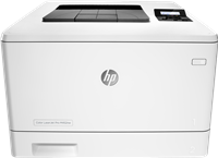 Stampante Laser a Colori HP Color LaserJet Pro M452nw
