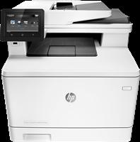 Stampante Multifunzione HP Color LaserJet Pro MFP M377dw