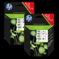 Multipack HP 950 XL + 951 XL Promo-Pack