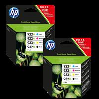 Multipack HP 932 XL + 933 XL Promo-Pack