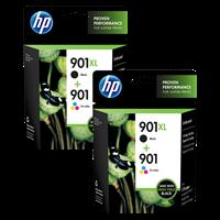 Multipack HP 901XL / 901 Promo-Pack