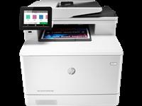 Stampante Multifunzione HP Color LaserJet Pro MFP M479fdn