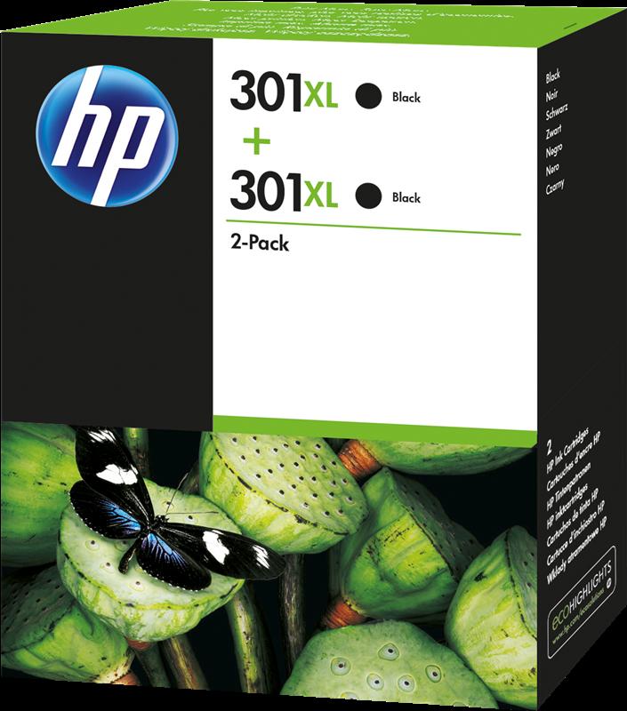 Multipack HP 301 XL