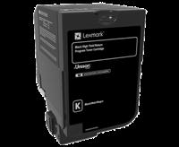 toner Lexmark 74C2HK0