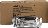 Carta termica Mitsubishi Thermopapier 110mm x 18m